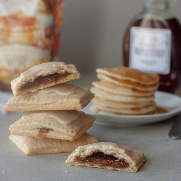 Maple Pancake Pop Tarts