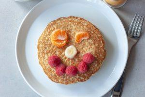 Pancakes and Probiotics make us happy!