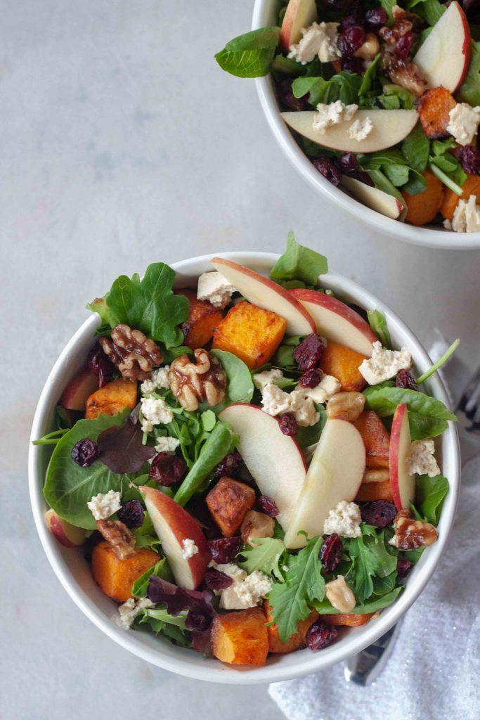 Harvest Apple Salad