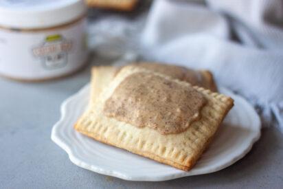 Blueberry Pancake Pop Tarts