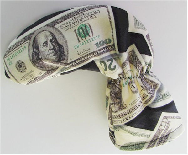 Money Putter Cover