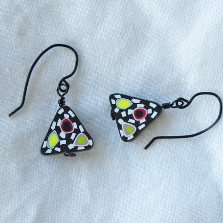Santa Fe Triangular Earrings