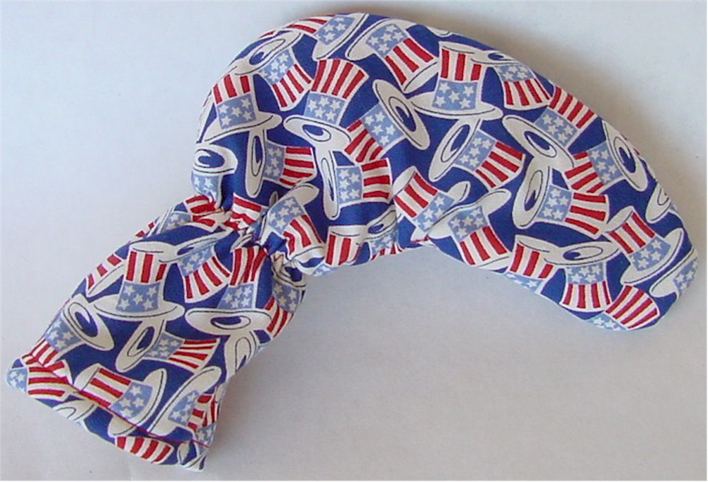 Uncle Sam Top Hats Golf Club Putter Cover
