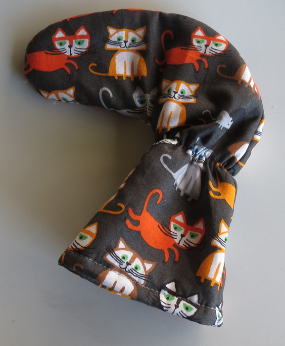 Kitty Cat Golf Putter Cover