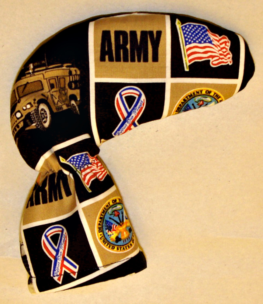US Army Putter Cover