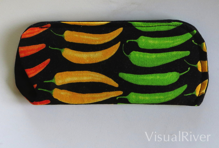 Peppers Eyeglass Case for your Readers