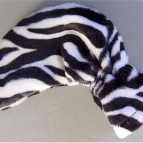 Zebra Putter Head Cover