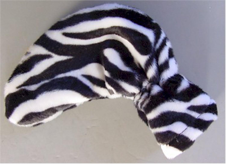 Zebra Putter Head Cover