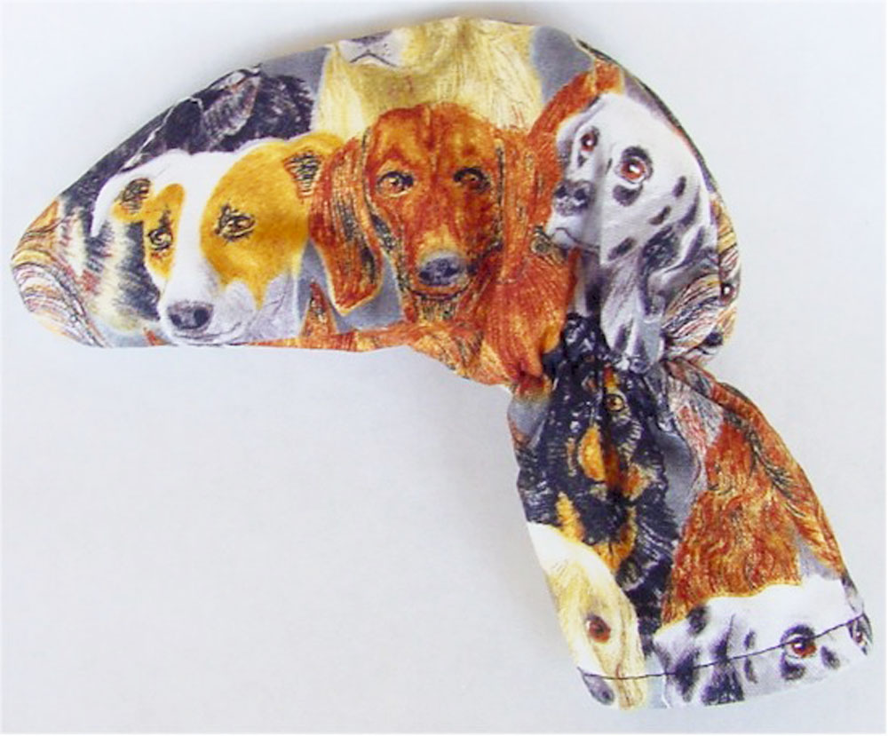 Dogs Golf Club Putter Cover