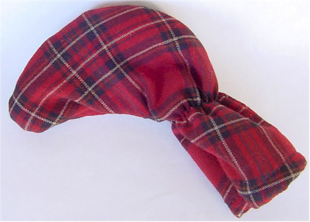 Tartan Plaid Putter Cover