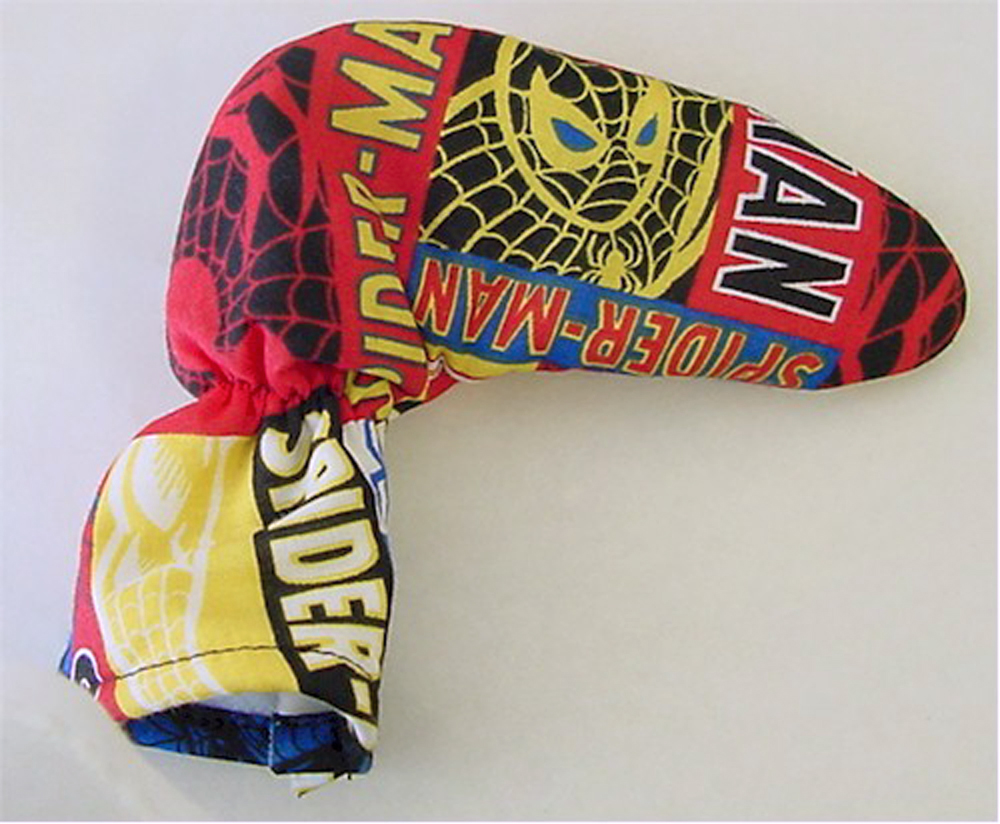 Spiderman putter cover