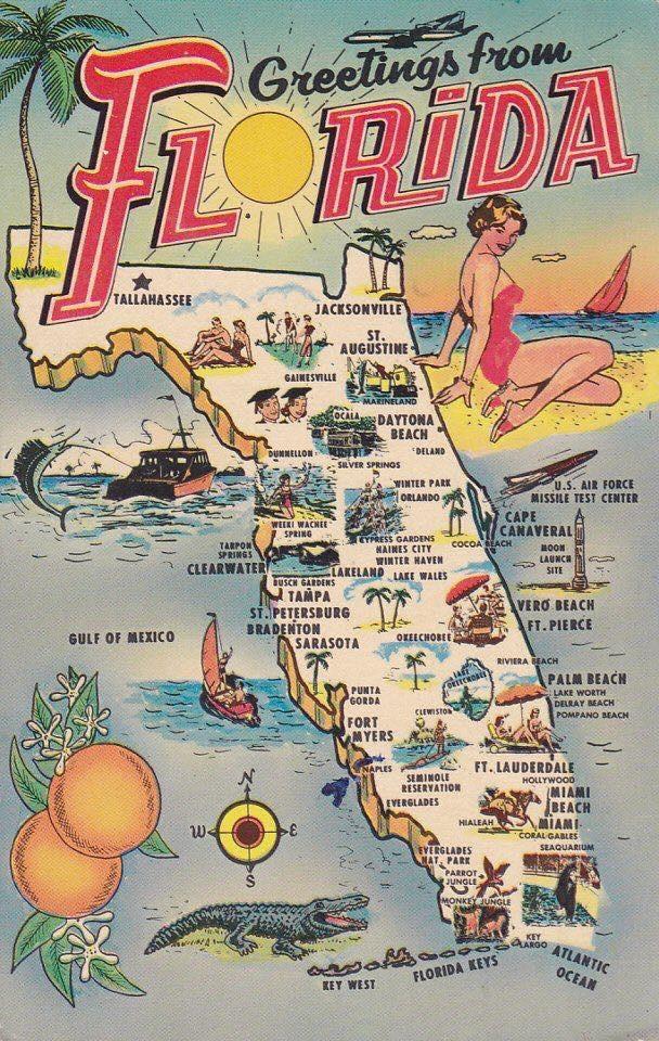 Headed to Florida