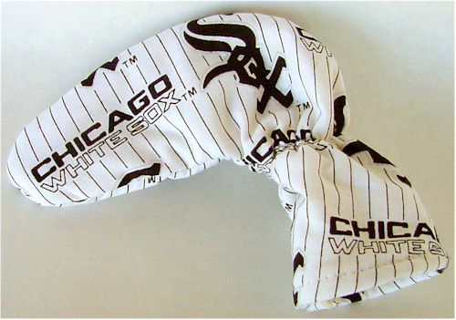 White Sox Golf Club Putter Cover