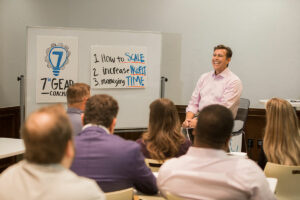 Chris is an International Business Trainer coaching