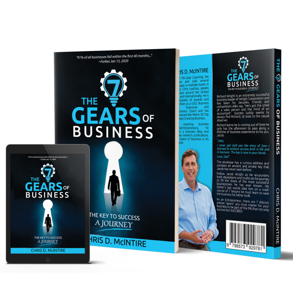 The Gears of Business Book