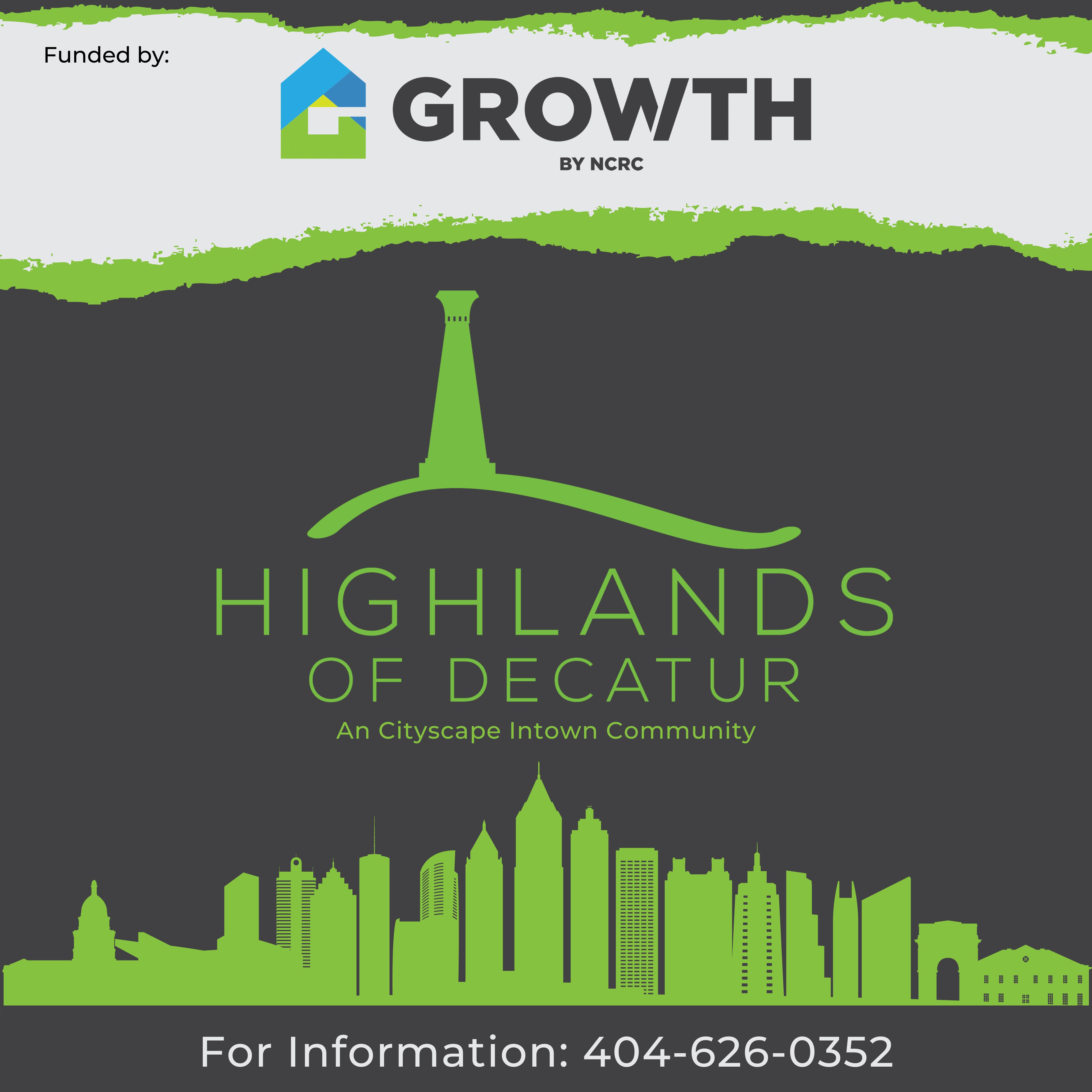 Highlands of Decatur Groundbreaking