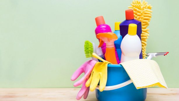 Spring Cleaning Tips--Restock Supplies