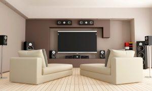 smart home speaker system