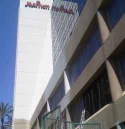 Marriott Hotel LA