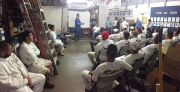 Crew Leader Safety Meeting
