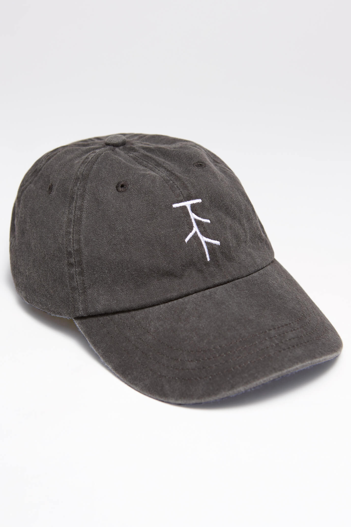 taproot pictures hat in stone gray rooty