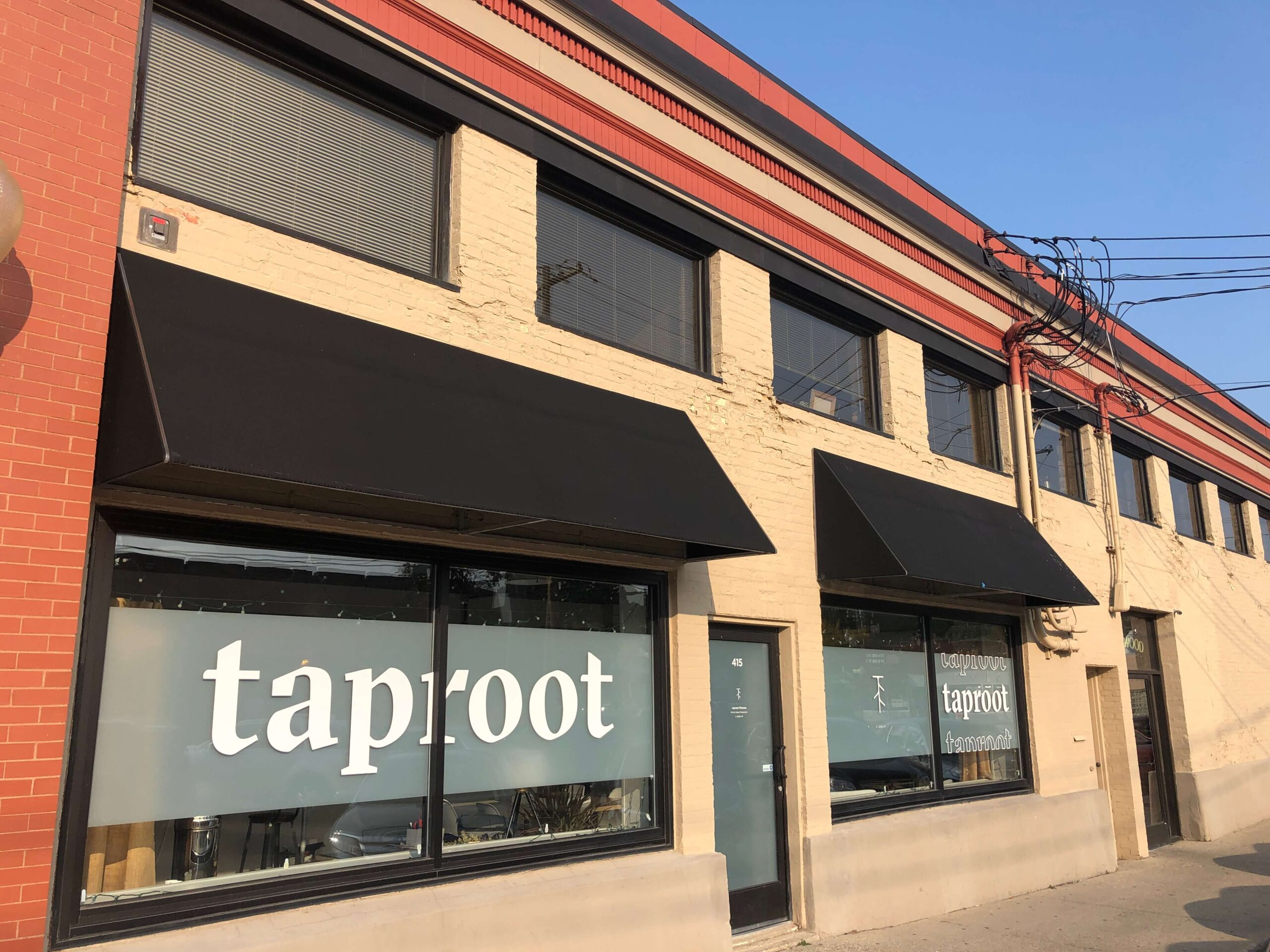 Taproot Building