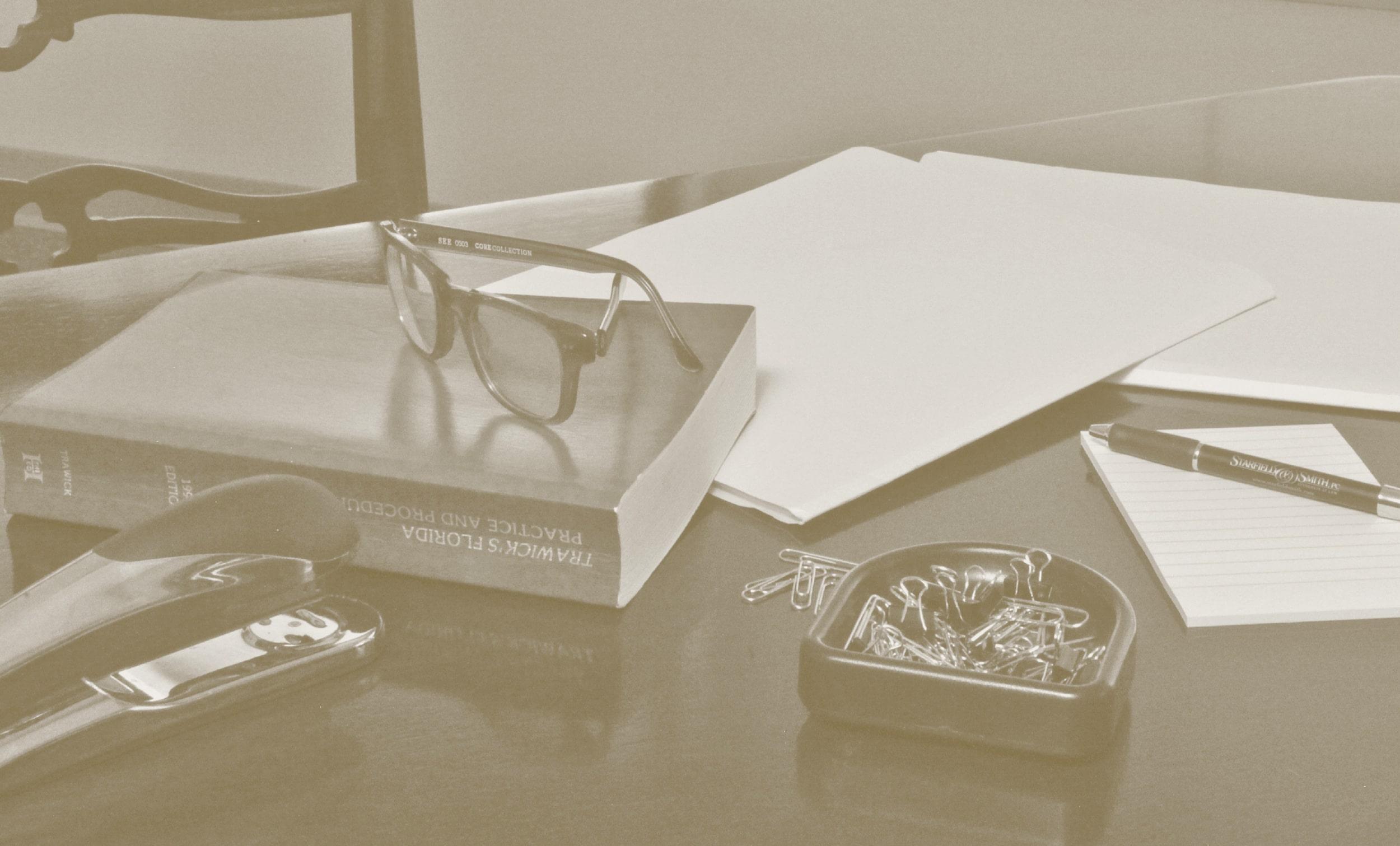 Attorney Desk