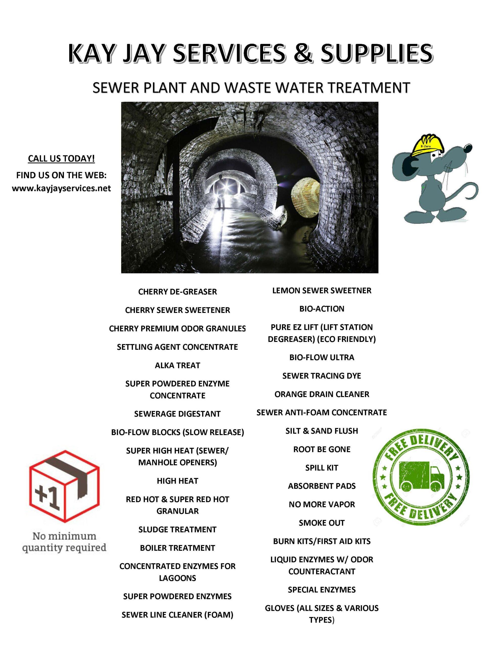 Waste Management Flyer
