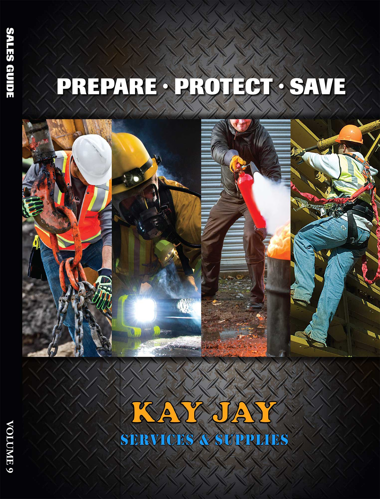 Safety Catalog Cover