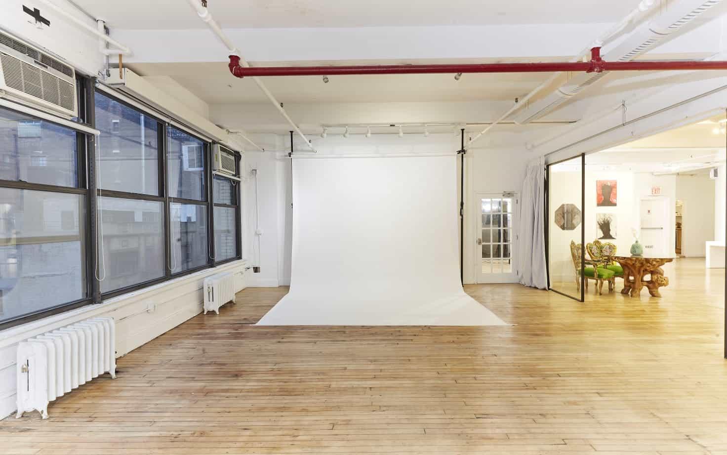 nyc photo studio for rent