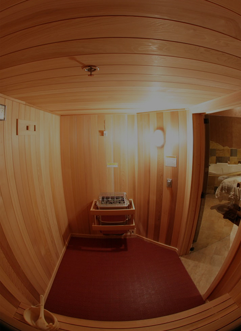 Aromatherapy Sauna