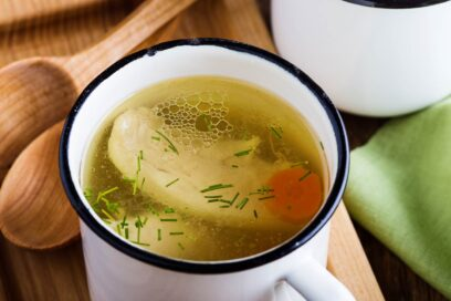What is a Bone Broth Cleanse?