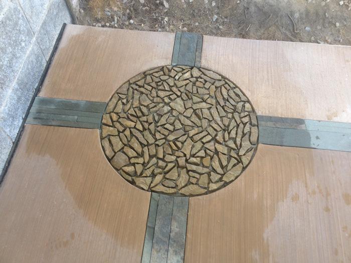 Concrete Design Circle