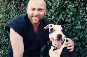 Mike & Bodhi, c. 1997