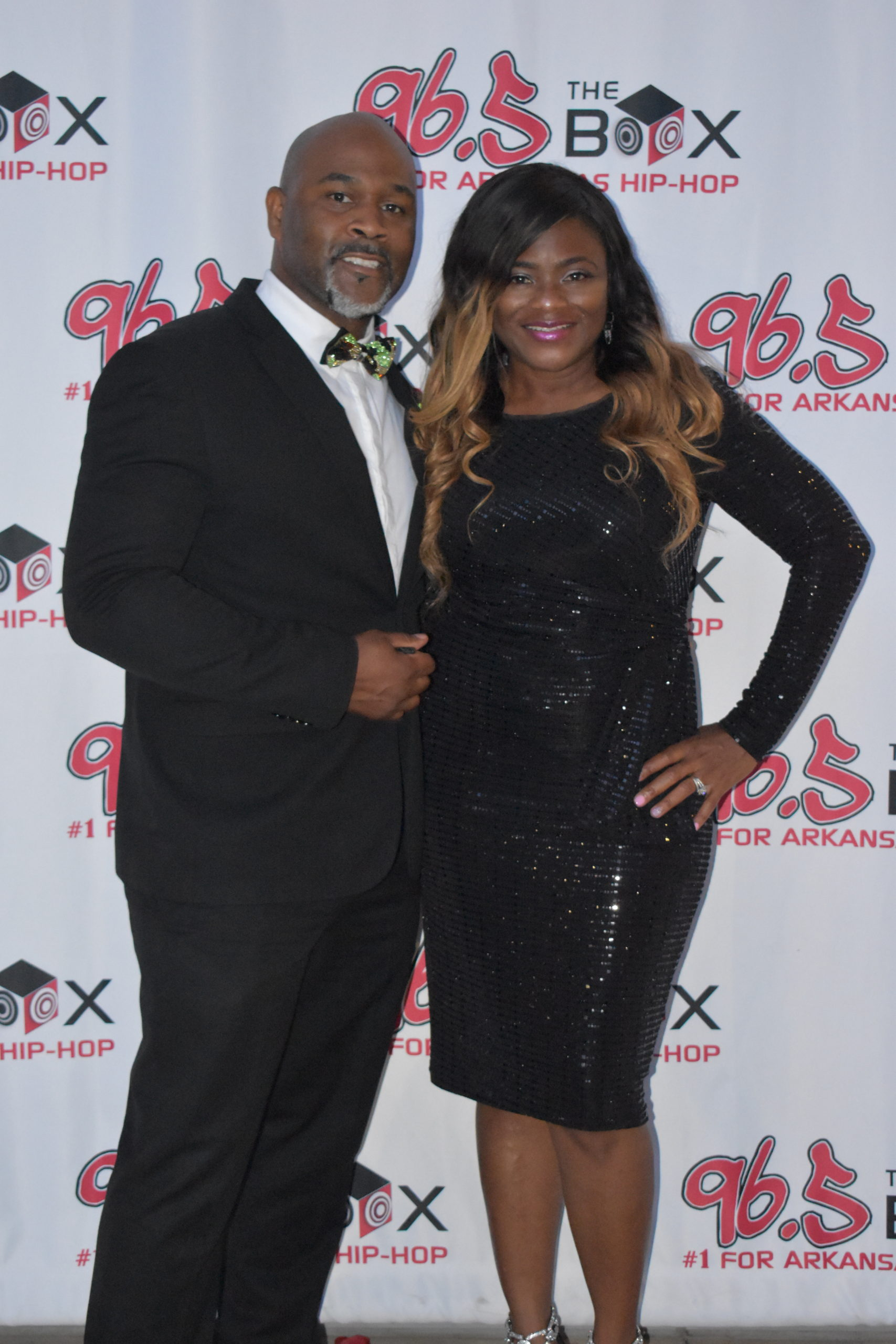 Edmond and Monica Davis