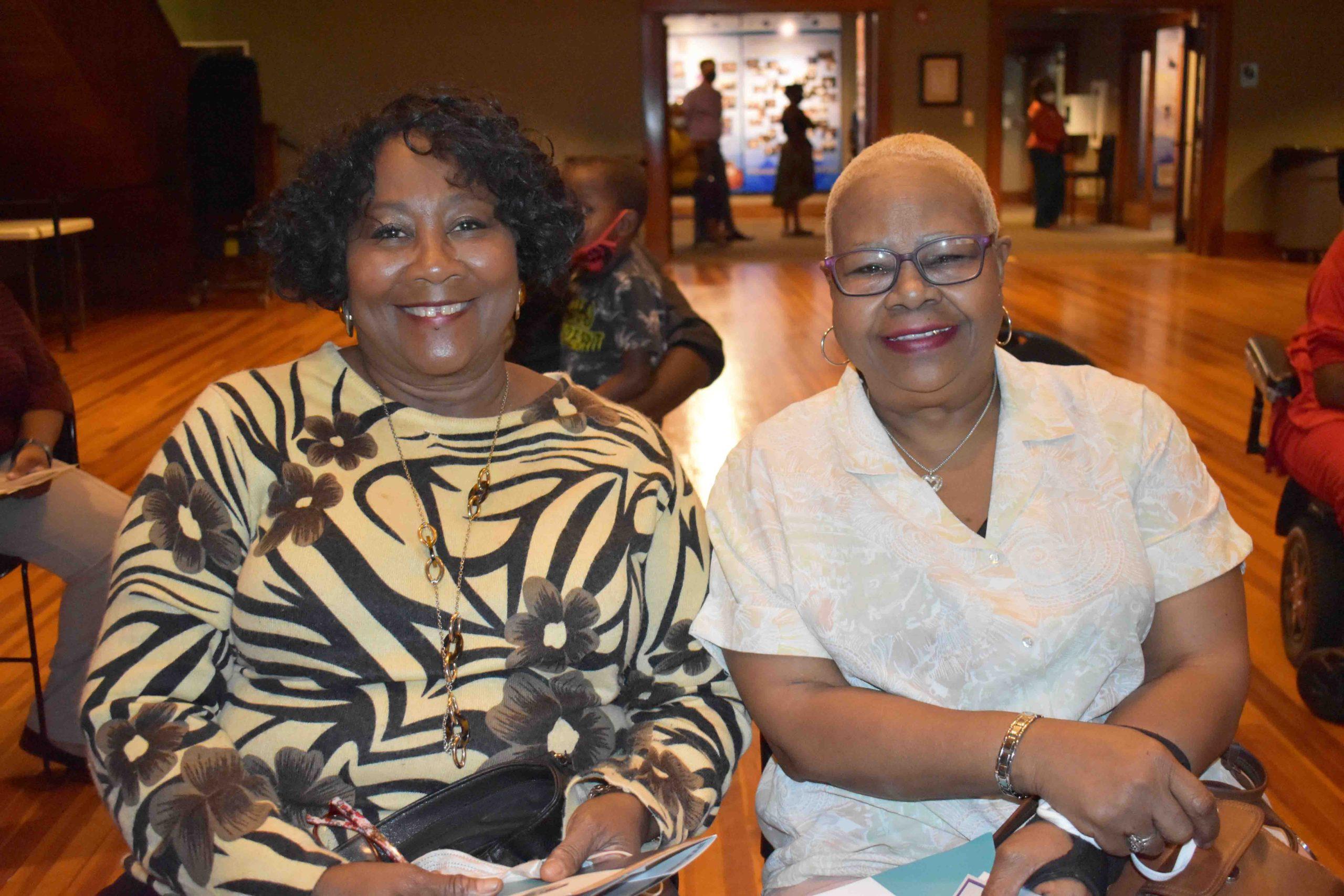 Margaret Boltz, Faye Harrison