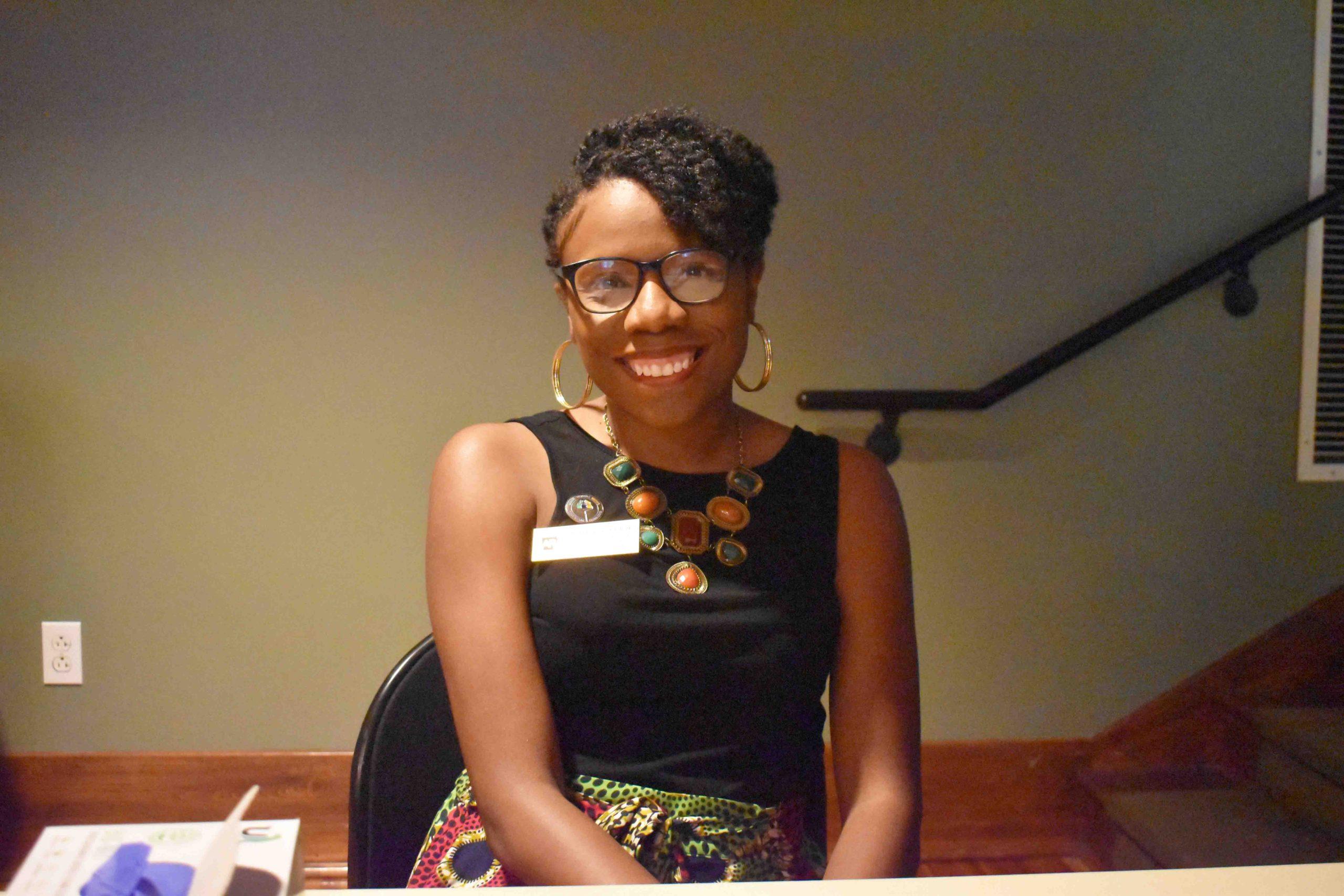 Raven Cook, Mosaic Templars Cultural Center Director of Education