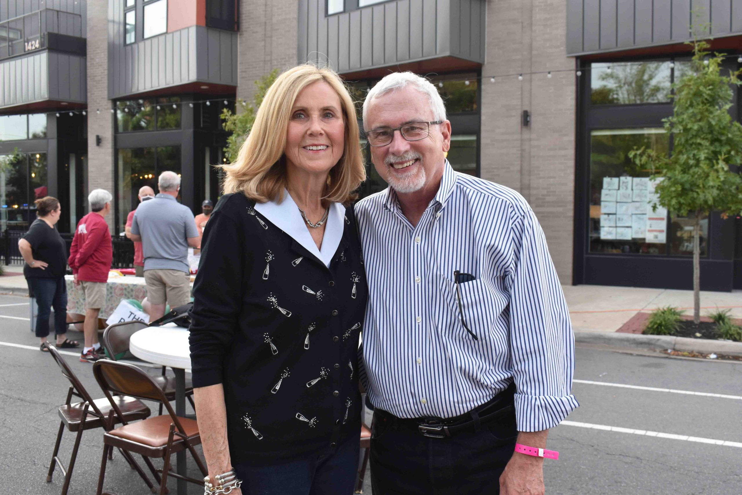 Shelia and Judge Larry Vaught