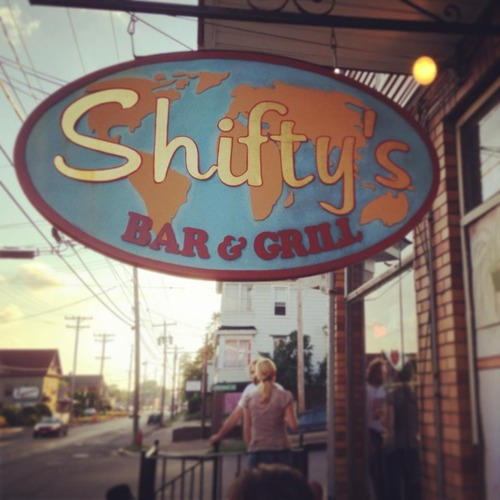 Ruddy Well Band at Shifty's