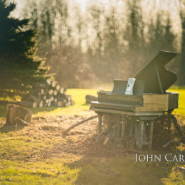 The Piano Burning w/ John Carnessali & Matty J