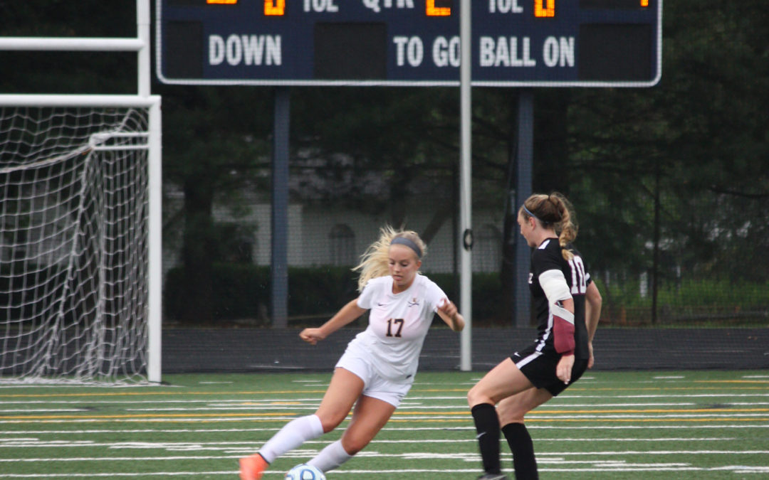 Girls Soccer: 2017 All-Conference 21B Team Selected