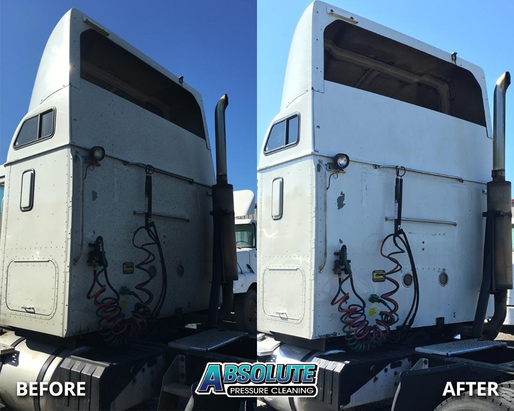 semi-truck-fleet-washing-before-after-delmarva-md-de