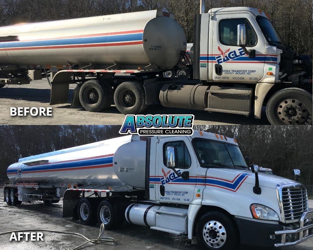tanker-truck-fleet-washing-before-after-delmarva-md-de