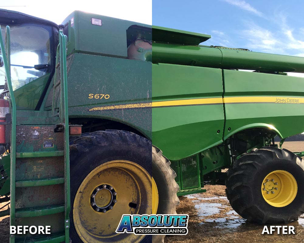 farming-equipment-washing-before-after-delmarva-md-de