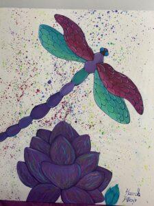 HMA Artistry Dragonfly