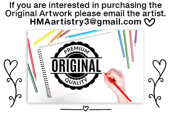 HMA Original Artwork For Sale