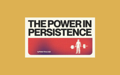 The Power in Persistence