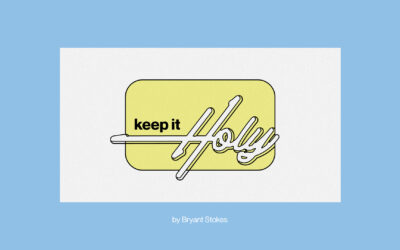 Keep it Holy