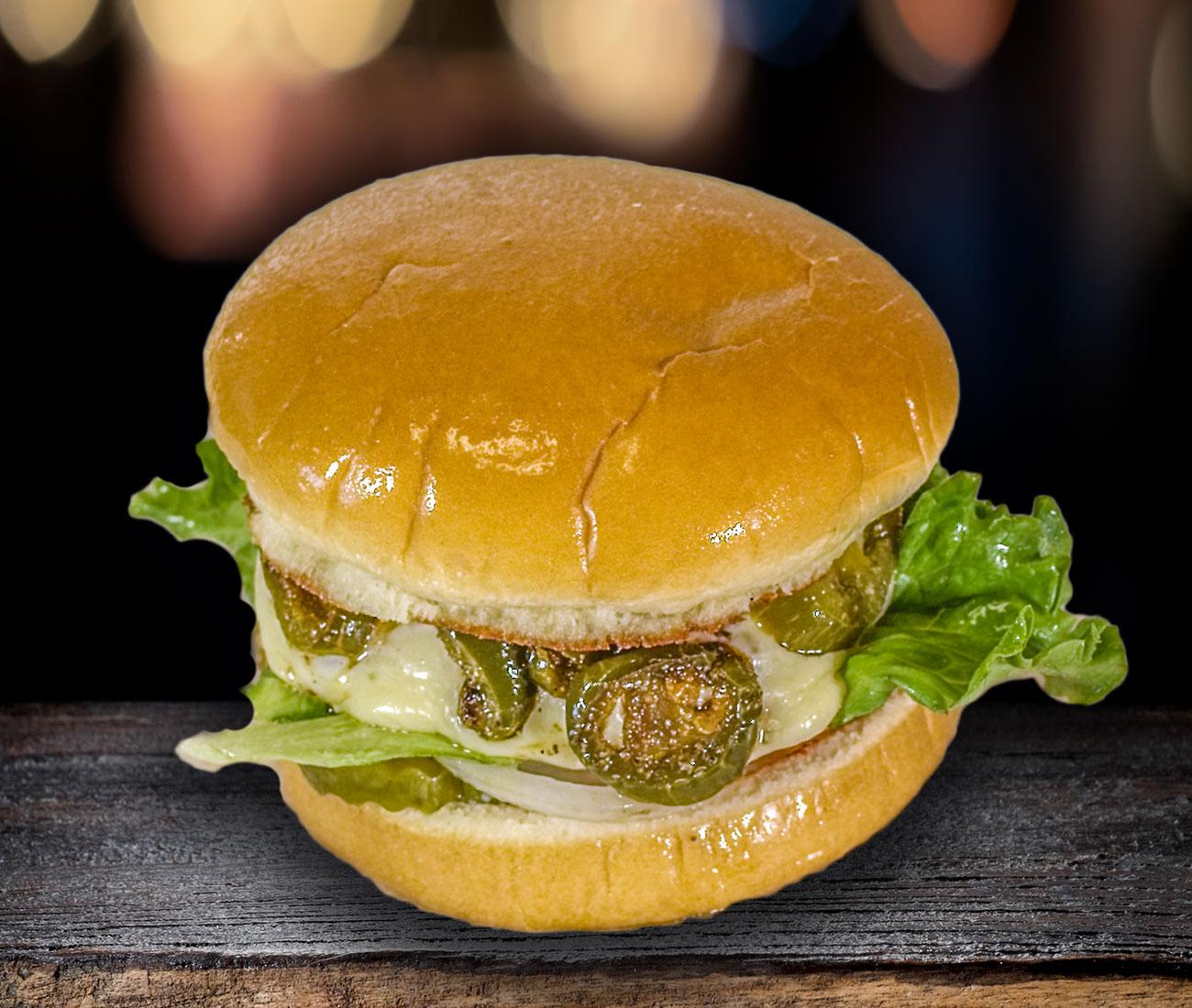 The Arson Burger