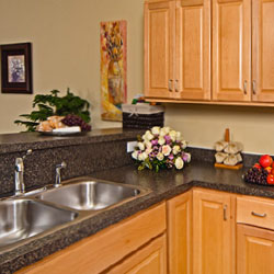 Condominium and Apartment Cabinetry